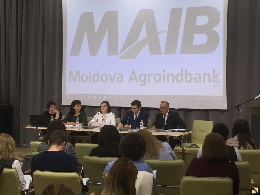 "Conferința sindicală BC""MOLDOVA-AGROINDBANK"" S.A."